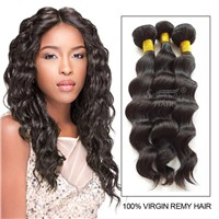 "Premium Quality Virgin Remy Brazilian Hair Bundles Loose Wave 16""18""20"" 3 bundles/lot"