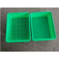 Sample Free high quality cat litter box/ cat litter tray/ Pet toilet