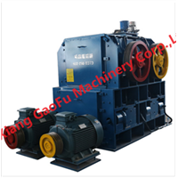 Large capacity of roller crusher for coal GF4PG-450