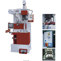 YILI PTP3000 BASIC Automatic hydraulic heel nailing machine (7+1)/ Automatic shoemaking machine