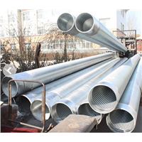 LOW CARBON GALVANIZED WATER FILTRATION ELEMENT