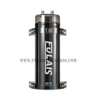 7.0 Farad Car Audio Capacitors with 3-digital voltage blue LED lights