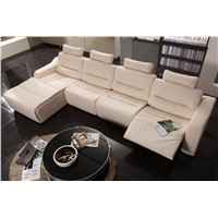 Modern Recliner Chair Leather Reclining Sofa