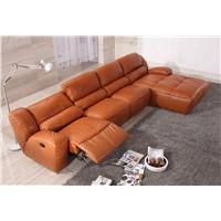 Home Furniture Reclining Sofa With Function