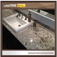 Vanity Tops Crema Delicatus Granite Bathroom Vanity Top