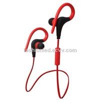 Wireless Bluetooth 4.1 Stereo Earphone Running Headphone Studio Music Headset with Microphone