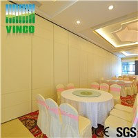 movable partition panel room divider acoustic wall panel board for meeting room