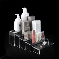 Acrylic Skin Care and Cosmetic Displays Stands