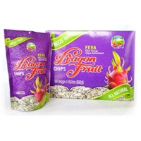 Freeze Dried Dragon Fruit Chips from Vietnam high quality