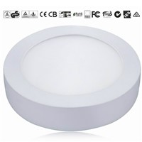 Modern Ceiling Design Lamp Surface Mounted/Recessed Round/Square LED Ceiling Panel Light 18w