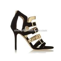 2016 new style ladies sandals shoes HS17-072