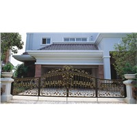 wrought iron gate HT-G007