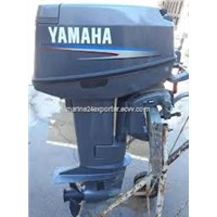 Free Shipping For Used Yamaha 25 HP 4-Stroke Outboard Motor