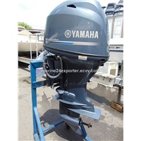 Free Shipping For Used Yamaha 70 HP 4-Stroke Outboard Motor