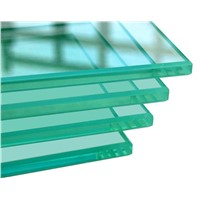 Tempered Glass Shelf, Glass Shelving