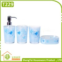 Trumpet sourcing purchasing procurement agent service for Bright coloured bathroom accessories