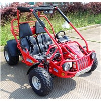 300cc Go Kart CVT Fully Automatic 17.4 HP with Reverse