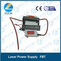 80W/100W CO2 Laser Power Supply Parts FBT Flyback Coils Transformer
