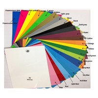 PU/PVC Matte Heat Transfer Vinyl Film, Heat Transfer Cut Vinyl Film for All Fabric, No Need Print