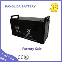 solar system12v120 sealed  lead acid battery ups