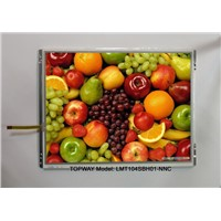 10.4 Inch 800xrgbx600 TFT Color Display Widely Used on Medical Device