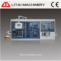 Full-Automatic Plastic Thermoforming Machine for Making Disposable Plastic Box, Tray, Container.