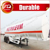 China supplier stock fuel oil semi trailer with cheap price
