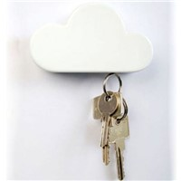 Novelty gift Magnet Key Holder Keychain