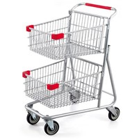 wholesale  supermarket gimi shopping trolley for elderly