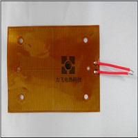 flexible thin pl kapton film heater for 3D printer