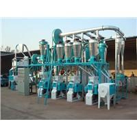 22t/24h Wheat Flour Milling Plant