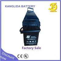 12v  100ah front  terminal  battery