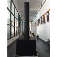 Column High Quality Plywood Speaker Box Line Array System