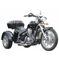 250cc V-Twin Cruiser Trike