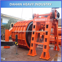 Concrete Pipe Production Line Type Concrete Pipe Making Machine