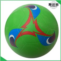 high quality rubber playground ball Promotion Rubber High Bounce Ball