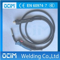 15AK MIG Welding Torch 3 meter with Grip Handle