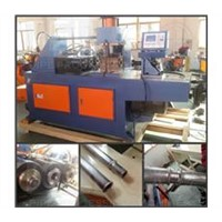 Automatic Pipe Tube End Shaping Machine For Scaffolding