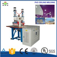 Double Head High Frequency PVC/PET Film Welding Machine for Stretch Ceiling