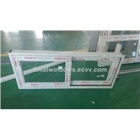 Elegant design competitive price of aluminum sliding window from China supplier