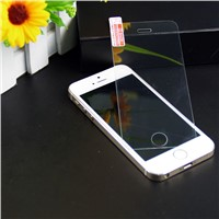 Hot Sale Screen Protector 2.5D 0.26mm Toughened Tempered Glass Screen Protector For Iphone5/5s