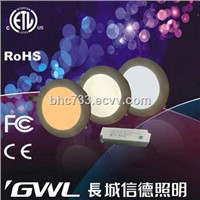 Manufacturer best price round LED ceiling panel  light