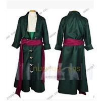 ONE PIECE Roronoa   Zoro cosplay costumes
