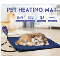 Temperature controlled pet Heating Pad Mat reptile heating pad