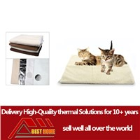 Pet Bed Heated Warmer Dog Cat Kitty Electric Pad Heater Indoor Heating Mat