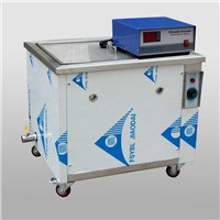2016 new design 140L stainless steel ultrasonic cleaner for industrial