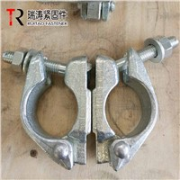 British Type Drop Forged Swivel scaffolding coupler / scaffold clamp