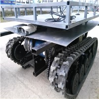 DP-WYT-148 Rubber Track Chasiss for Small Loader