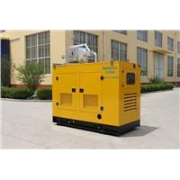 Green power silent Natural gas generator set 50KW