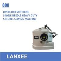 Lanxee 800 overlock heavy duty strobel sewing machine